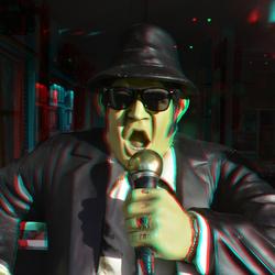 Den Briel in Blues 3D