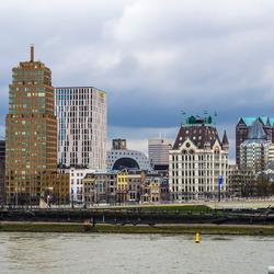 Rotterdam: oud, nieuw en kleurrijk!