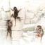 jonge bavianen spelend