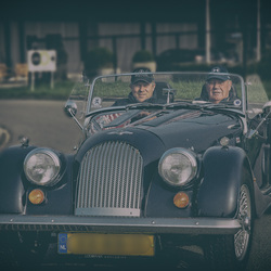Morgan- classic car