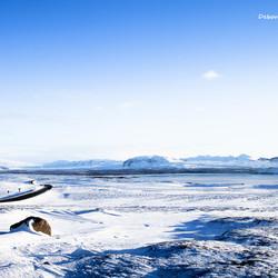 IJsland witter dan wit