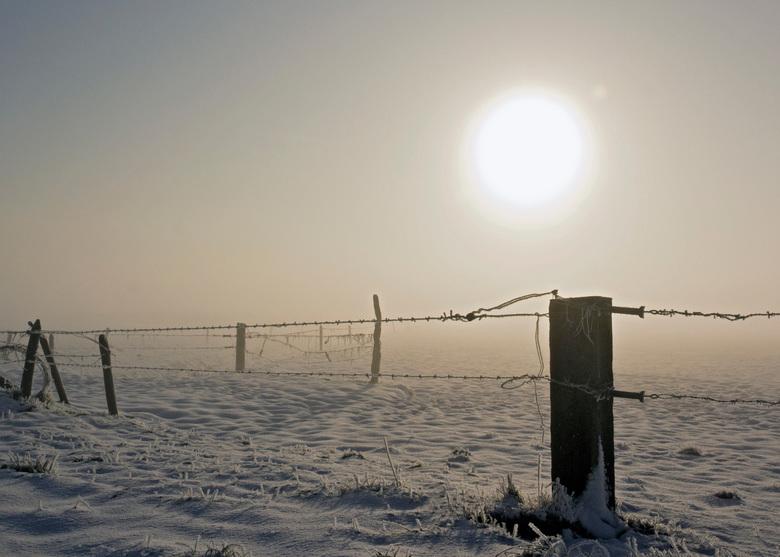 Winterlandschap  -