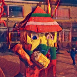 Begin van de Carnaval