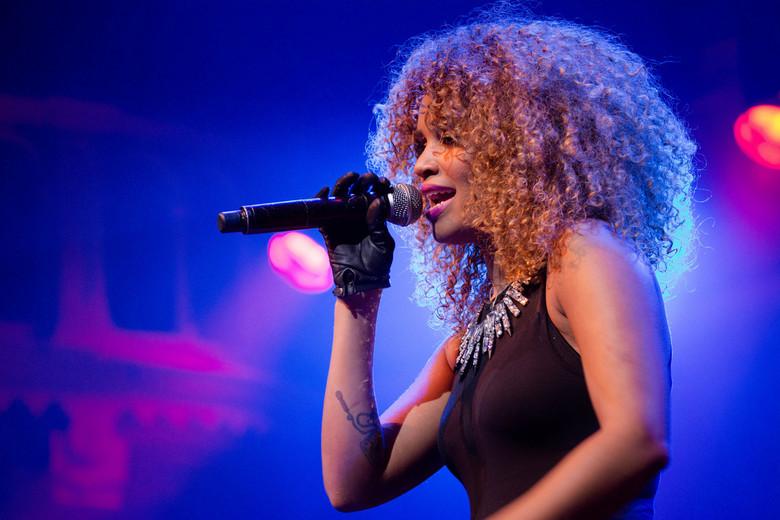 Sharon Doorson - Sharon Doorson bij Holland Got Soul in Paradiso Amsterdam