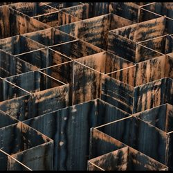 labyrint close-up