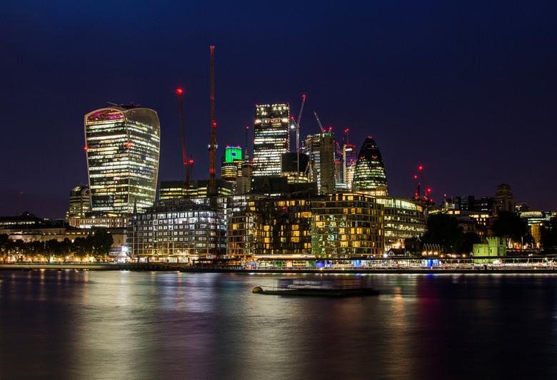 Londen - The City met de Cheesgrate & Walkie Talkie - Londen - The City met de Cheesgrate & Walkie Talkie