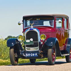 Chenard & Walcker 6CV Type Y6 1926 ((0989)