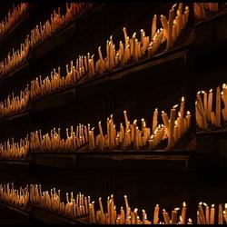 Candlelight ...