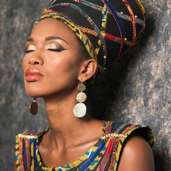 Nefertiti - African Queen