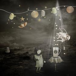 Bewerking: Starbucks In Wonderland ...