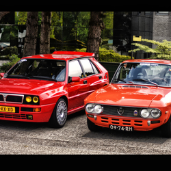 Lancia Delta Intergrale & Fulvia rally Series One