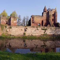 Ruine van brederode Panorama