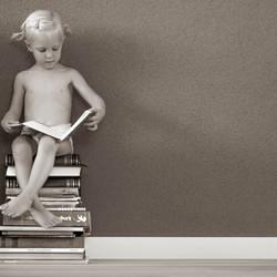 Even een boekje lezen mam!