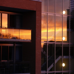 Sunset Steenwijk