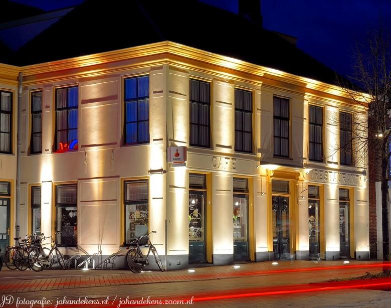 Hotel Struvé - Hotel Struvé is halverwege 19e eeuw opgezet door Cornelis Struve. Ooit begonnen als koffiehuis, en later uitgegroeid tot een succesvol