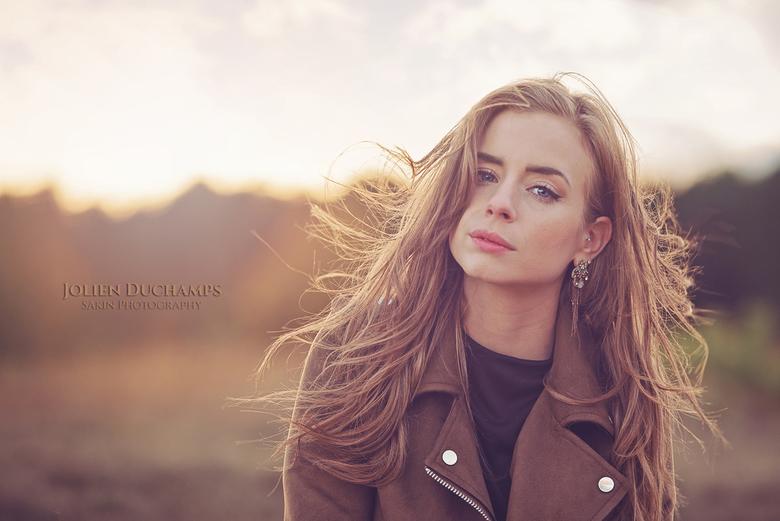 Jolien - Portret fotografie met model Jolien in Lommel.