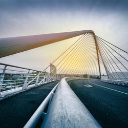 Een tijd terug op de brug
