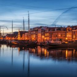 Blue Hour Galgenwater Leiden