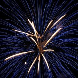 venitiaans vuurwerk