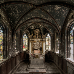 Chapelle Rose