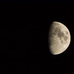 Classic moon