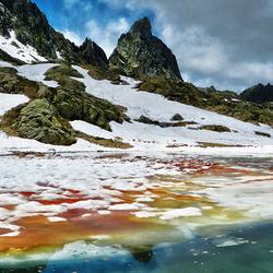 Lago Leit - Ticino - Zwitserland (2260 m.)