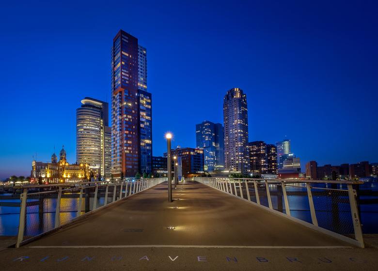 Rotterdam Rijnhavenbrug  -