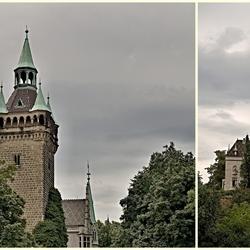 Villa met Toren.