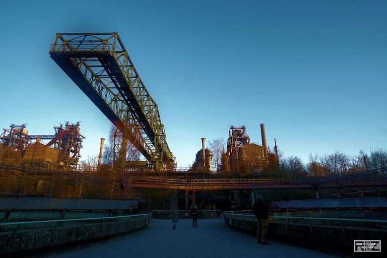 Landschaftpark  (1) - Landschaftspark, een fraaie lokaie voor urbex-fotografie (Duisburg-Noord)