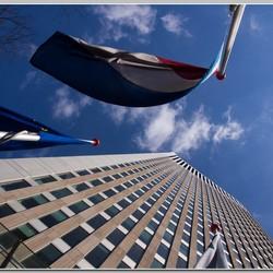 Den Haag, Ministerie opde Zwarteweg