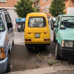 Parkeerprobleem