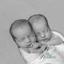 Newborn tweeling