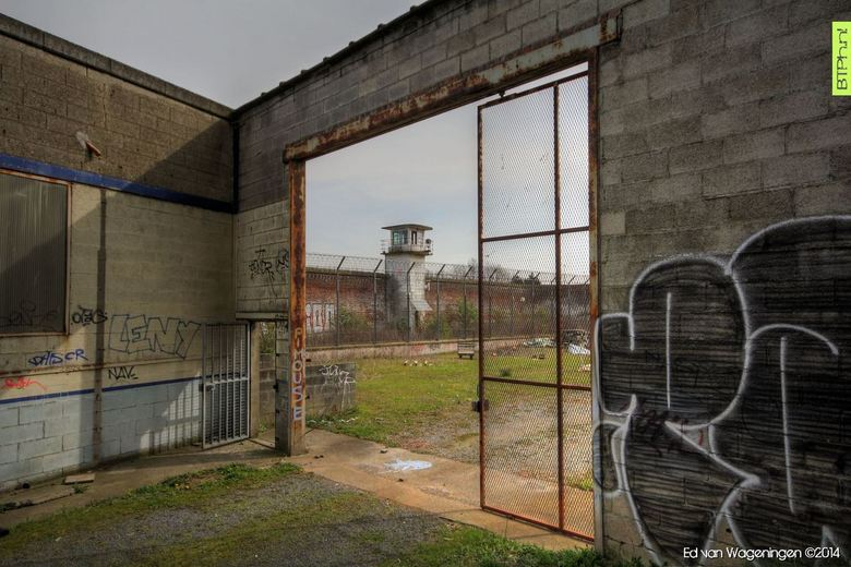"""Prison h15 - Urbex uitstapje naar """"Prison h15"""""""