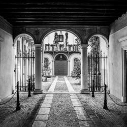 Binnenplaats Verona