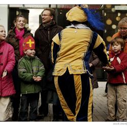 Intocht Sinterklaas 2007