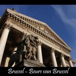 Brussel - Beurs van Brussel