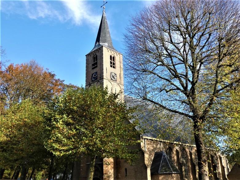 oude kerk te Rhoon (2) -