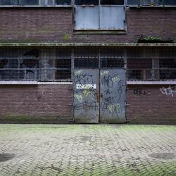 Gevel 5 Meelfabriek Leiden