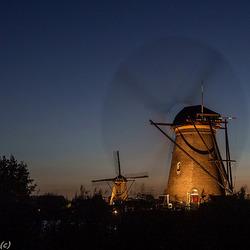 Kinderdijk by night 2