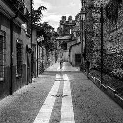 Straatfoto Lazise