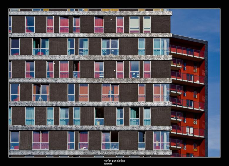 Techniek - Wilde met deze foto op technisch vlak bekijken tot in hoeverre het mogelijk is een foto te voorzien van horizotale en verticale lijnen.<br