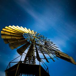 A sky full of stars,
