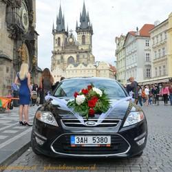 Trouwen in Praag.