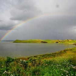 Rondweg 1 zuid Mývatn IJsland