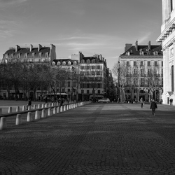 Place Saint-Suplice Paris