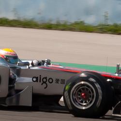 Hamilton on speed