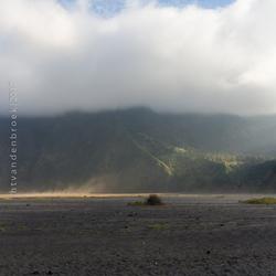 Natuurverschijnselen bij Mt. Bromo