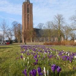Grote kerk in Soest