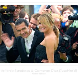Antonio Banderas & Cameron Diaz (Tuschinski)