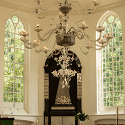 Grote Kerk Almelo - interieur